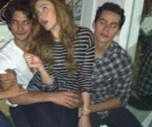 holland roden, teen wolf, and tyler posey image