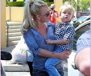 britney spears and sean preston federline image