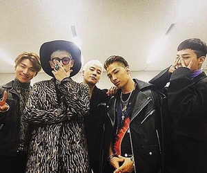 big bang, g-dragon, and kpop image