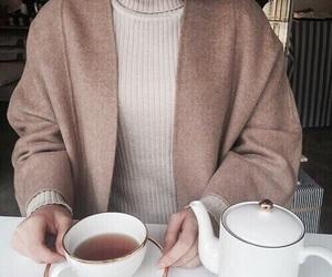 brittish, tea, and fashion image