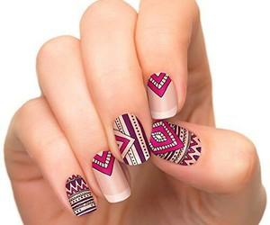 belleza, manos, and nail image