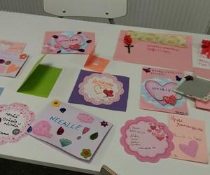 crafting, job, and pink image