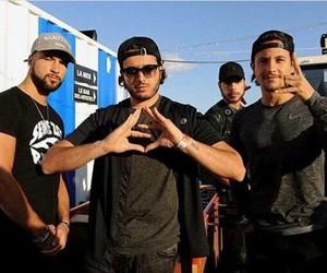 rap, nekfeu, and s-crew image