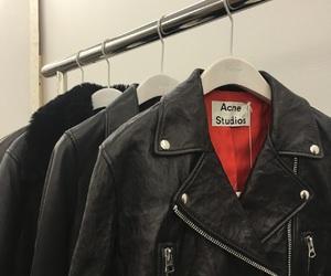 black, fashion, and jackets image