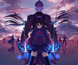 anime, fate stay night, and archer image