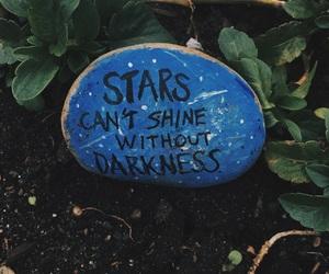 stars, alternative, and paint image