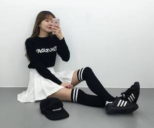 asian, casual, and kfashion image