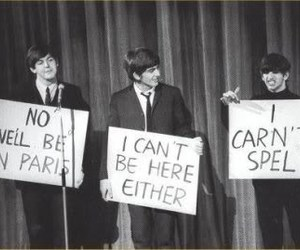 the beatles, beatles, and ringo starr image