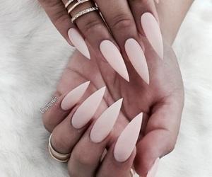 love, fashion, and nails image