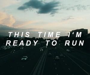 ready to run, one direction, and Lyrics image