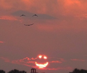 smile, sun, and sky image