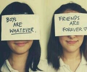 friends, boy, and forever image