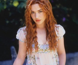 kate winslet, rose, and titanic image