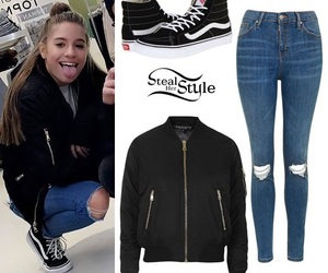 steal her style and mackenzie ziegler image