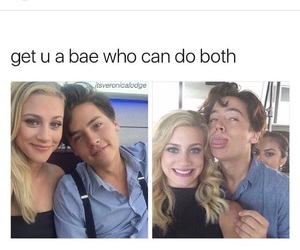 otp, ship, and cole sprouse image