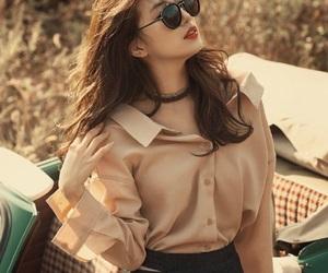 korean actress, jyp entertainment, and actress image