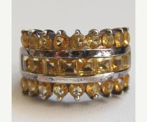 etsy, vintage jewelry, and silver jewelry image