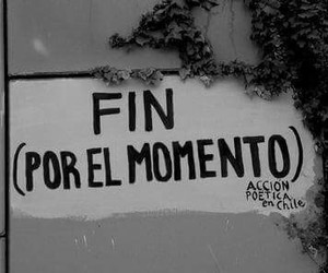 accion poetica, fin, and frases image