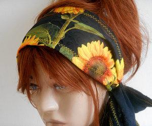 etsy, headwrap, and yoga headband image