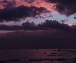 dark, pink, and purple image