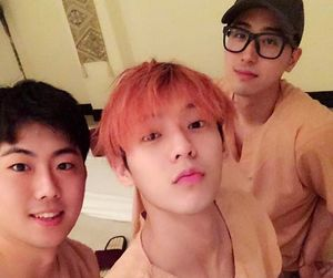 kpop, sungjae, and peniel image