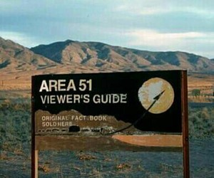alien, space, and area 51 image