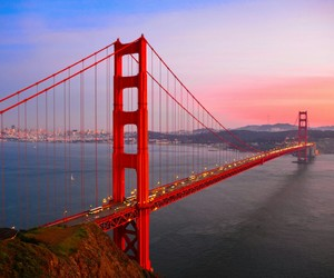 san francisco, california, and city image