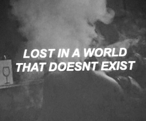quotes, world, and lost image