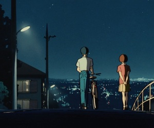 ghibli, studio ghibli, and whisper of the heart image