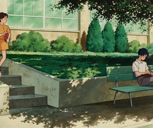 ghibli and whisper of the heart image