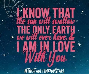 stars and the fault in our stars image