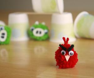 angry birds and red image