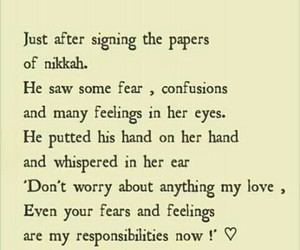 nikah quotes image