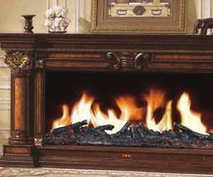 fireplaces, electric fireplaces, and classicflame image