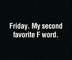 black, F***, and friday image