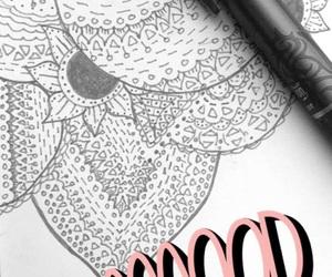 ritat, tidsfördriv, and penna image