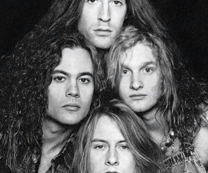alice in chains, jerry cantrell, and grunge image