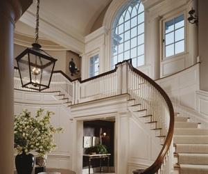 decor, design, and foyer image