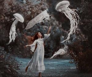 Dream, girl, and fantasy image