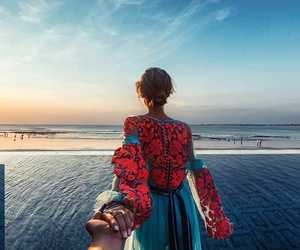 couple, travel, and murad osmann image