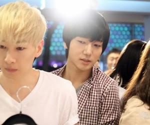 eunhyuk, super junior, and yesung image