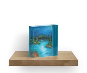 artistic, forest, and gift ideas image
