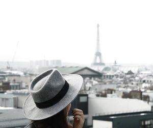 fashion, hat, and travel image