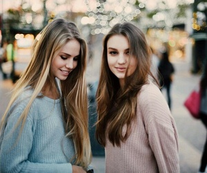 girl and best friends image