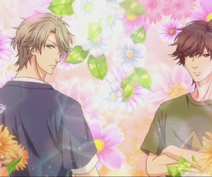 manga, Super Lovers, and haru image