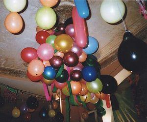 alternative, grunge, and balloon image