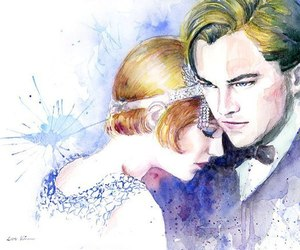 art and the great gatsby image