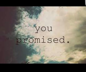 promise and you image