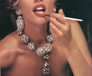 boss, diva, and makeup image