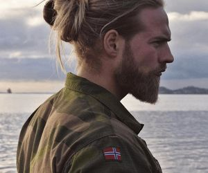 man and beard image